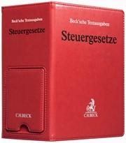 C.H.Beck, Steuergesetze