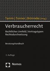 Tamm/Tonner/Brönneke, Verbraucherrecht