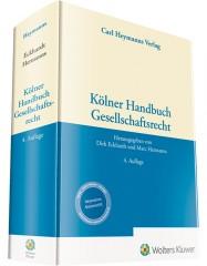 Eckhardt/Hermanns, Kölner Handbuch Gesellschaftsrecht