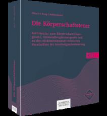 Dötsch/Pung/Möhlenbrock, Die Körperschaftsteuer