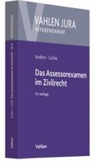 Anders/Gehle, Das Assessorexamen im Zivilrecht