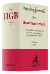 Baumbach/Hopt, Handelsgesetzbuch: HGB