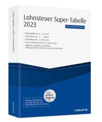 Haufe, Lohnsteuer Super-Tabelle 2020 - inkl. Onlinezugang