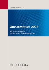 Grune/Radeisen, Umsatzsteuer 2021
