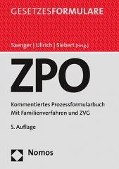 Saenger/Ullrich/Siebert, Zivilprozessordnung
