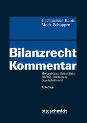 Hachmeister/Kahle/Mock/Schüppen, Bilanzrecht Kommentar