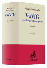 Stelkens/Bonk/Sachs, Verwaltungsverfahrensgesetz: VwVfG