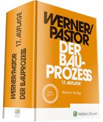 Werner/Pastor, Der Bauprozess