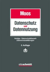 Moos, Datenschutz und Datennutzung