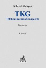 Scheurle/Mayen, Telekommunikationsgesetz: TKG