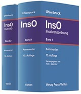 Uhlenbruck, Insolvenzordnung: InsO