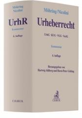 Möhring/Nicolini, Urheberrecht