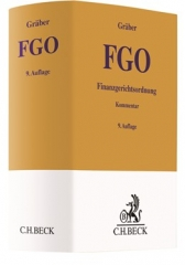 Gräber, Finanzgerichtsordnung: FGO
