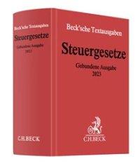 C.H.Beck, Steuergesetze Gebundene Ausgabe 2019