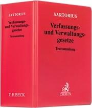 Sartorius, Verfassungs- und Verwaltungsgesetze