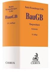 Battis/Krautzberger/Löhr, Baugesetzbuch: BauGB