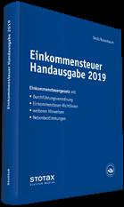 Dorn/Rosenbaum, Einkommensteuer Handausgabe 2018
