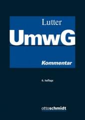 Lutter, Umwandlungsgesetz