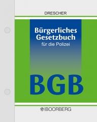 Drescher, Bürgerliches Gesetzbuch