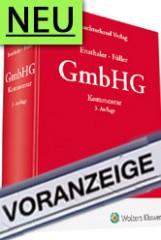 Ensthaler/Füller, GmbHG - Kommentar