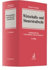 Momsen/Grützner, Wirtschafts- und Steuerstrafrecht