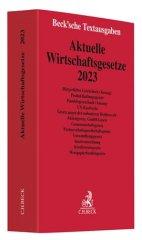 C.H.Beck, Aktuelle Wirtschaftsgesetze 2021