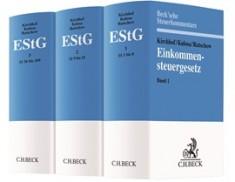 Kirchhof/Kulosa/Ratschow, Einkommensteuergesetz: EStG