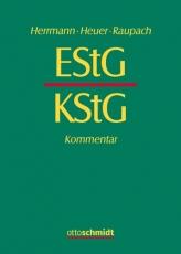 Herrmann/Heuer/Raupach, EStG KStG Kommentar