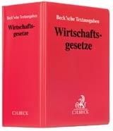 C.H.Beck, Wirtschaftsgesetze