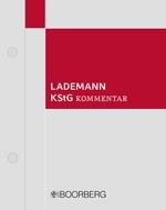 Lademann, Kommentar zum Körperschaftsteuergesetz