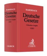 Schönfelder, Deutsche Gesetze Gebundene Ausgabe I/2020