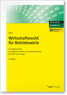 Ullrich, Wirtschaftsrecht für Betriebswirte