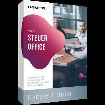 Haufe steuer office – kanzlei edition online aktueller stand.