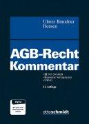 Ulmer/Brandner/Hensen, AGB-Recht