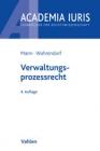 Mann/Wahrendorf, Verwaltungsprozessrecht