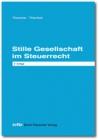 Fleischer/Thierfeld, Stille Gesellschaft im Steuerrecht