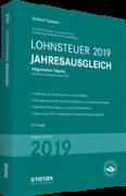 Tabelle, Lohnsteuer Jahresausgleich 2019