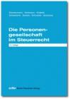 Zimmermann, Die Personengesellschaft im Steuerrecht