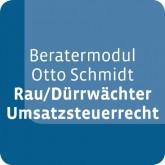 Markenmodul Rau/Dürrwächter - Umsatzsteuerrecht