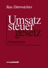 Rau/Dürrwächter, Kommentar zum Umsatzsteuergesetz