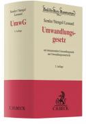 Semler/Stengel/Leonard, Umwandlungsgesetz: UmwG