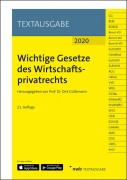 Güllemann, Wichtige Gesetze des Wirtschaftsprivatrechts