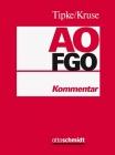 Tipke/Kruse, Abgabenordnung - Finanzgerichtsordnung