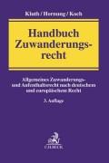 Kluth/Hornung/Koch, Handbuch Zuwanderungsrecht