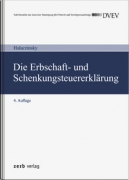 Halaczinsky, Die Erbschaft- und Schenkungsteuererklärung
