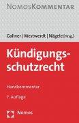 Gallner/Mestwerdt/Nägele, Kündigungsschutzrecht