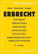 Ubert/Hochmuth/Kaspar, Erbrecht
