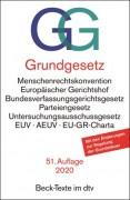 DTV, Grundgesetz: GG (51. Auflage 2020)