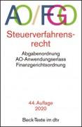 DTV, Abgabenordnung: AO/FGO (43. Auflage 2019)