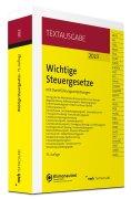 NWB, Wichtige Steuergesetze (68. Auflage 2019)